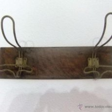 Antigüedades: PERCHERO ANTIGUO . Lote 50782230