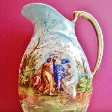 Antigüedades: GRAN JARRA DE AGUAMANIL FRANCESA.. Lote 50811871