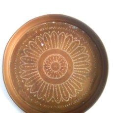 Antigüedades: BANDEJA MORUNA. Lote 50873723