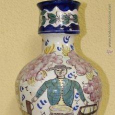 Antigüedades: GRAN JARRA LA PILARICA. Lote 50874532