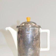 Antigüedades: CAFETERA ART DECO. 1930. Lote 50879837
