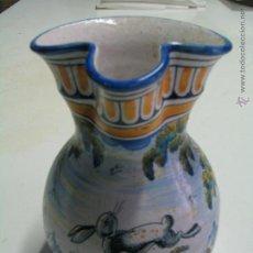 Antigüedades: JARRA TALAVERA NIVEIRO. Lote 50905096