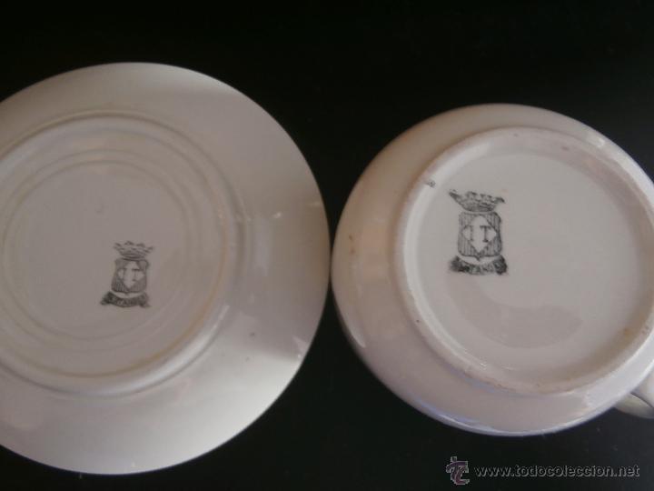 Antigüedades: DETALLE DE LA MARCA - Foto 4 - 50939567