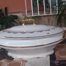 Antigüedades: ANTIGUA SOPERA SELLADA LA ASTURIANA GIJON. Lote 50986545