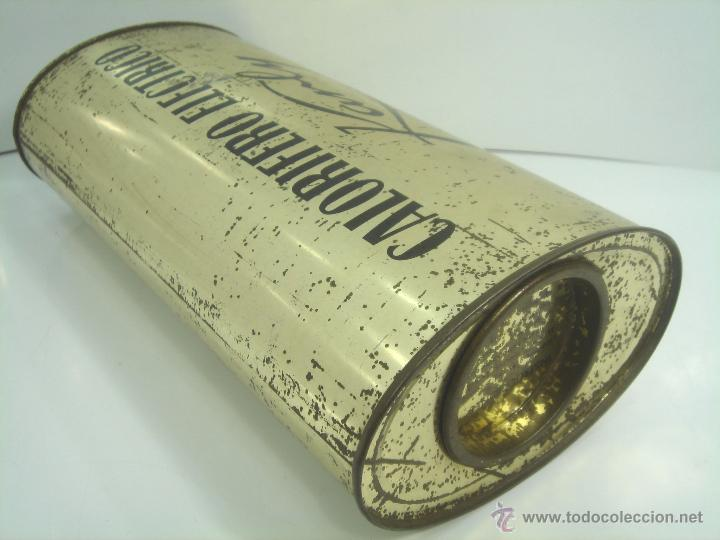Antigüedades: ANTIGUO CALENTADOR ELECTRICO - CALORIFERO KARLY - CALIENTA CAMAS - METALICO - CALIENTACAMAS AÑOS 70 - Foto 6 - 51006936