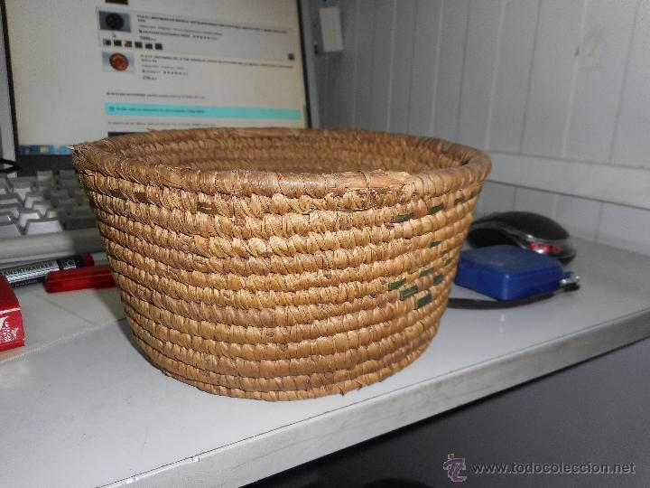 Antigüedades: plato o cesta petitorio o limosnero - Foto 2 - 51031260