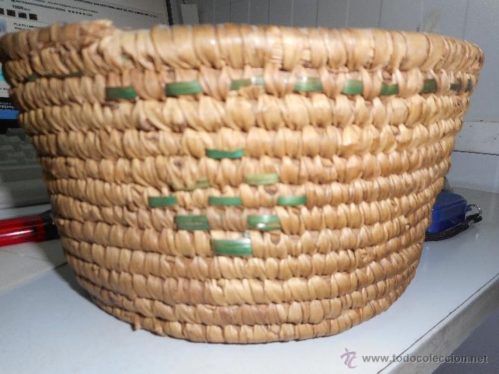 Antigüedades: plato o cesta petitorio o limosnero - Foto 3 - 51031260