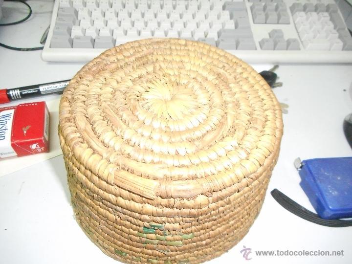 Antigüedades: plato o cesta petitorio o limosnero - Foto 4 - 51031260