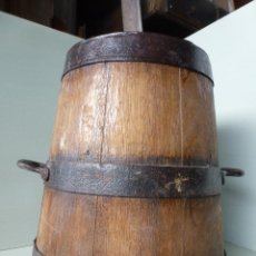 Antigüedades: ANTIGUA MESURA O MEDIDA PARA GRANO.. Lote 51034283