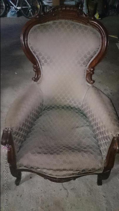 Sillones isabelinos fabulous sillones isabelinos originales de poca foto with sillones - Sillones originales ...