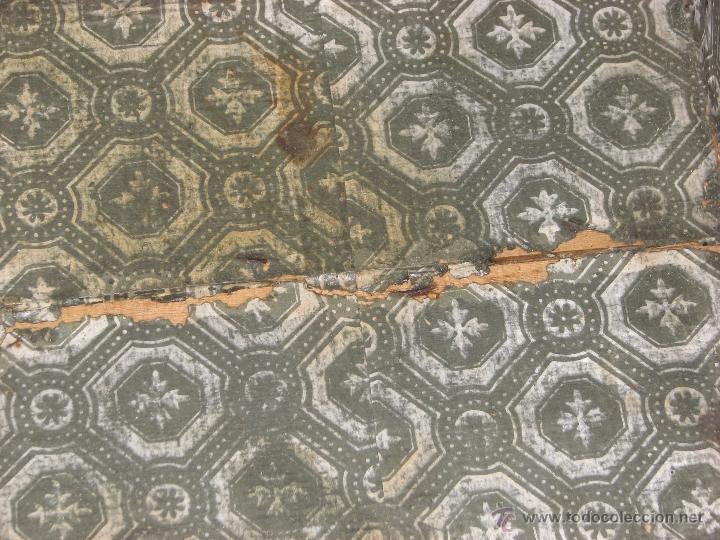 Antigüedades: ANTIGUO BAUL - Foto 12 - 51052887