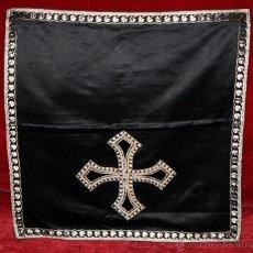 Antigüedades: CORPORAL CON BORDES RIBETEADOS. Lote 51055545