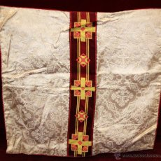 Antigüedades: CORPORAL EN ROPA DAMASCADA. Lote 51056009