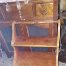 Antigüedades: ESCALERA, PIEZA ÚNICA. Lote 51107994