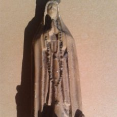 Antigüedades: ANTIGUA VIRGEN LOURDES DEL BUEN PASTOR OLOT Nº249. Lote 51111403