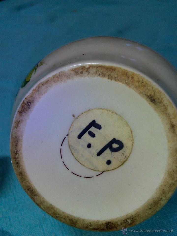 Antigüedades: PERFUMERO LAMPE BERGER france COLECCIÓN PORCELANA DE CHANTILLY TAPÓN METAL plateado.COMPLETA . - Foto 6 - 51121938