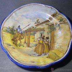 Antigüedades: PLATO CERÁMICA DE TALAVERA ( NIVEIRO ) . Lote 99715178