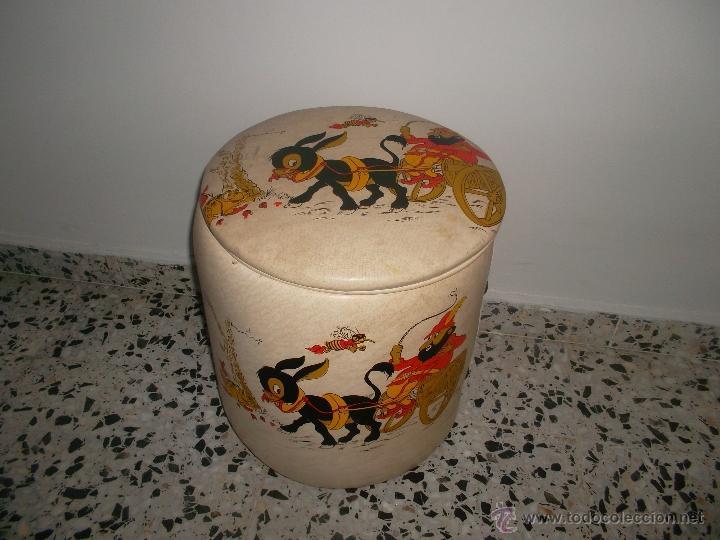 BONITO BAUL ANTIGUO VINTAGE (Antigüedades - Muebles Antiguos - Baúles Antiguos)