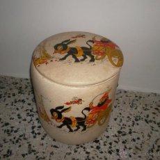 Antigüedades: BONITO BAUL ANTIGUO VINTAGE. Lote 51123374
