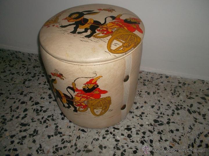 Antigüedades: bonito baul antiguo vintage - Foto 2 - 51123374