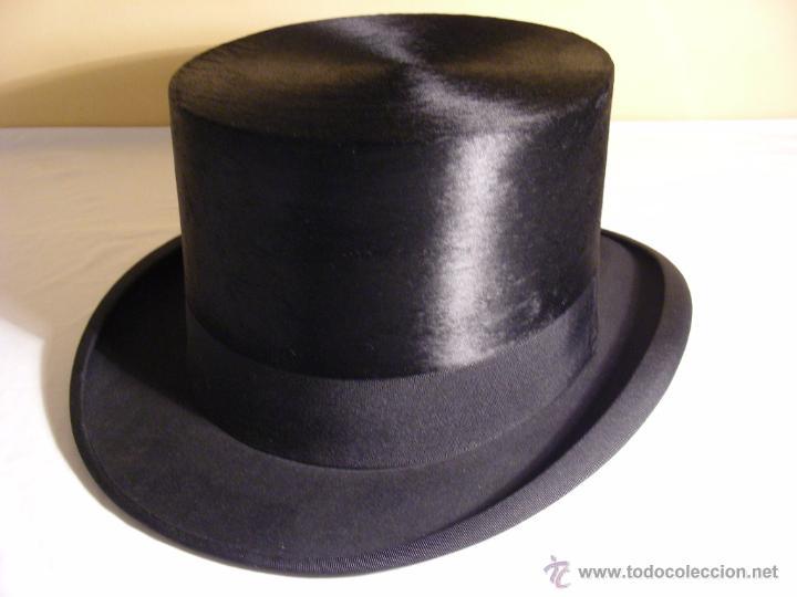 Sombrero de copa tipo inglés 839c22684fc