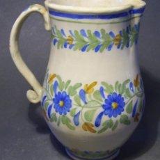 Antigüedades: JARRA CERÁMICA DE MANISES . Lote 51147363