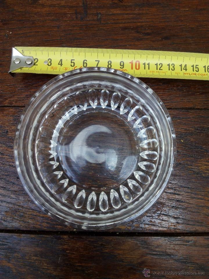 Antigüedades: Centro de mesa de cristal tallado - Foto 2 - 51147600