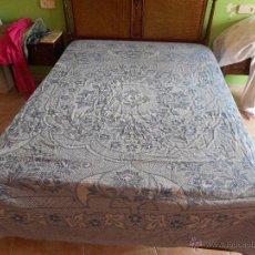 Antigüedades: ANTIGUA COLCHA. Lote 51176653