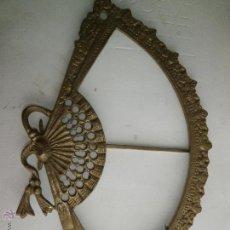 Antigüedades: MARCO EN FORMA DE ABANICO.. Lote 44044618