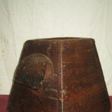 Antigüedades: MEDIDA DE CAPACIDAD.. UTIL POPULAR / RUSTICO / ETNOGRAFICO.... XIX. Lote 51184014
