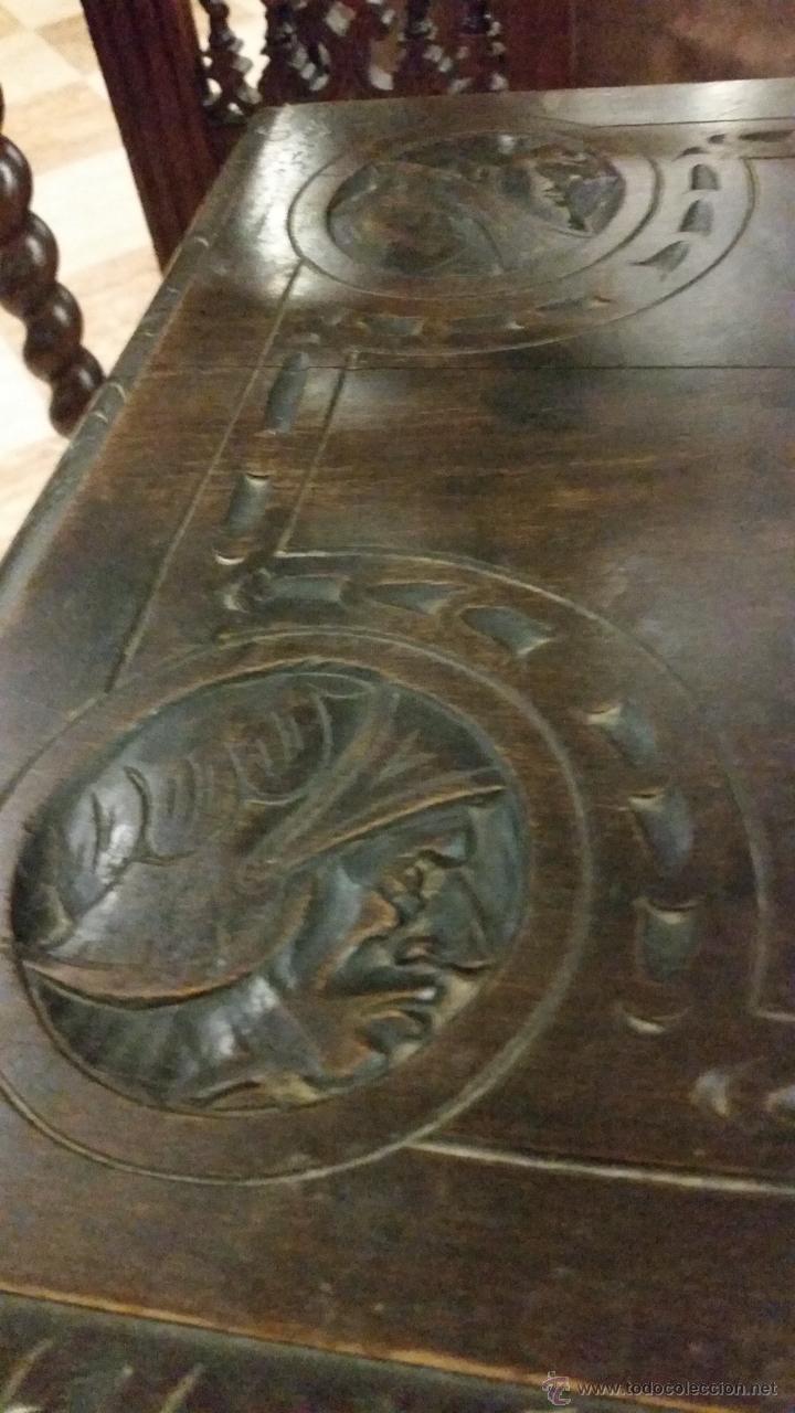 Antigüedades: JARRON CON GRABADOS - Foto 7 - 51154108