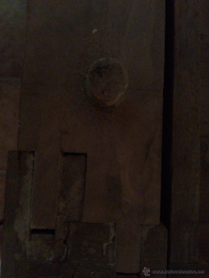 Antigüedades: Mesa Despacho S.XVIII-XIX. - Foto 6 - 51237938
