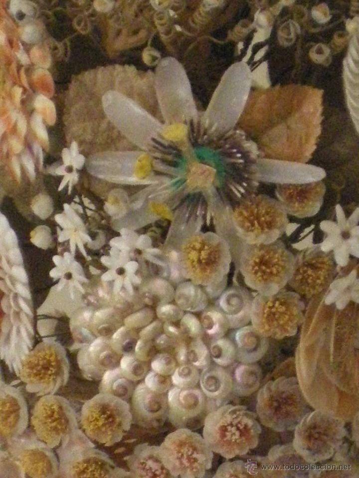 Antigüedades: DETALLE FLOR A FALTA DE UN PETALO - Foto 4 - 51244408