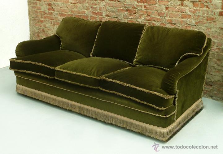 Magn fico sof antiguo de principios de siglo a comprar for Sofas antiguos