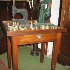 Antigüedades: MESA AUXILIAR DE TRABAJO. Lote 51252374