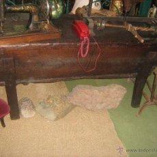Antigüedades: ARTESA GALLEGA DE CASTAÑO ANTIGUA. Lote 58268081