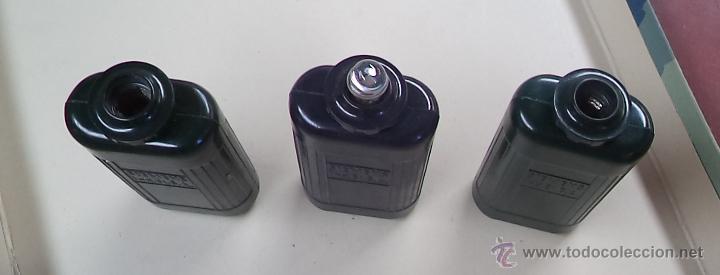 Antigüedades: Linternas Siemens,años 50,originales,raras de conseguir,buen recuerdo,son las de las fotos - Foto 2 - 51260928