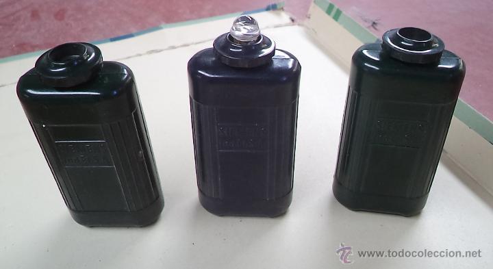 Antigüedades: Linternas Siemens,años 50,originales,raras de conseguir,buen recuerdo,son las de las fotos - Foto 3 - 51260928