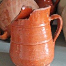 Antiquitäten - CERAMICA POPULAR - JARRA DE VINO - 51269911