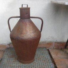 Antigüedades: GRAN LECHERA DE PPOOSS DE SIGLO XX. Lote 51327148