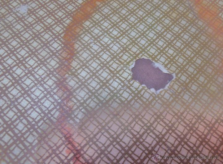 Antigüedades: MALETA DE NIÑO, MUY ANTIGUA - Foto 2 - 51332965