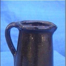 Antigüedades: CERAMICA POPULAR ANTIGUA CATALANA SXX JARRA GERRA 16CM. Lote 51339601