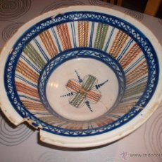 Antigüedades: BONITO LEBRILLO DEL SIGLO 18. Lote 51344895