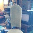 Antigüedades: SILLA ANTIGUA. Lote 51356265