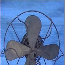 Antigüedades: VENTILADOR NUMAX FUNCIONA 25X23CM. Lote 194650667