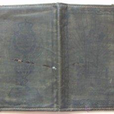 Antigüedades: VIEJA BILLETERA DE PUBLICIDAD CEREGUMIL. Lote 51375655
