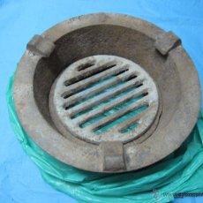 Antigüedades: ANTIGUA HORNILLA DE CARBON AÑOS 50-60. Lote 51391803