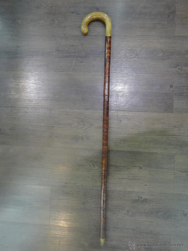 BASTON ASTA (Antigüedades - Moda - Bastones Antiguos)