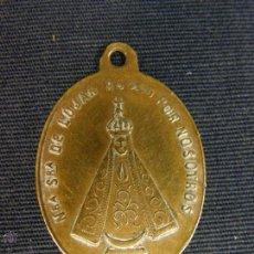 Antigüedades: MEDALLA NUESTRA SEÑORA DE LUJAN SANTUARIO S XIX XX 2,8X2CMS. Lote 51422763