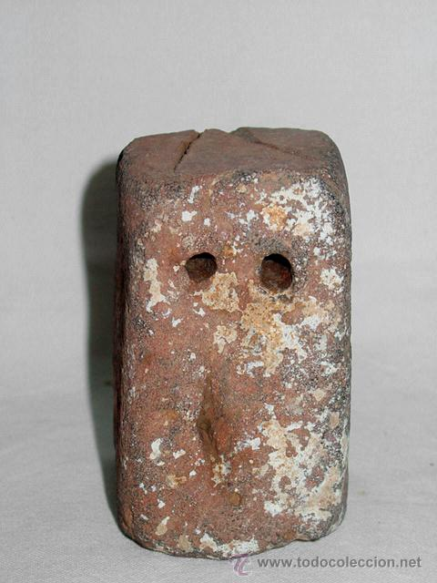Antigüedades: PONDUS O PESA. EPOCA IBERICA O ROMANA. ARQUEOLOGIAS-ROMANO-IBERICO - Foto 7 - 35794081